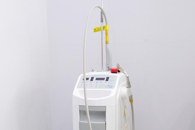 レーザー治療(鼻粘膜焼灼(びねんまくしょうしゃく)術)