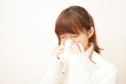 アレルギー性鼻炎・花粉症について