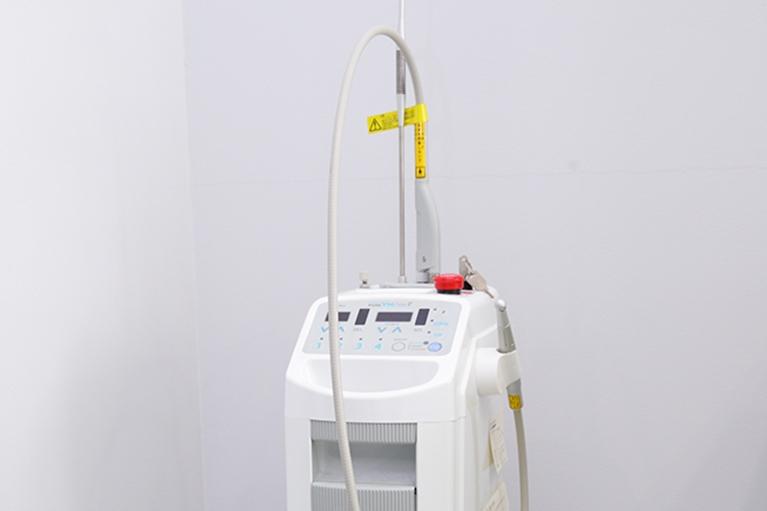 炭酸ガスレーザー療法のメリット
